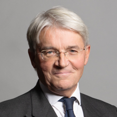Mr Andrew Mitchell