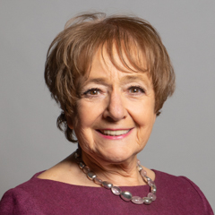 Rt Hon Dame Margaret Hodge MP