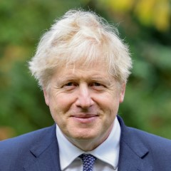 Rt Hon Boris Johnson MP