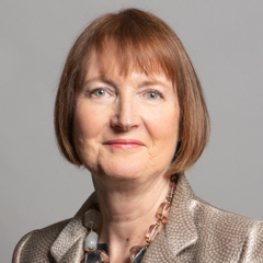 Ms Harriet Harman