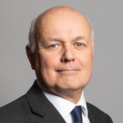 Mr Iain Duncan Smith