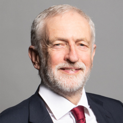 Rt Hon Jeremy Corbyn MP