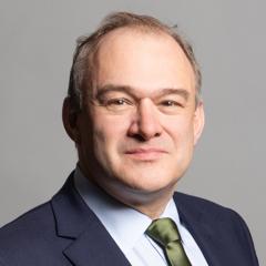 Rt Hon Sir Edward Davey MP