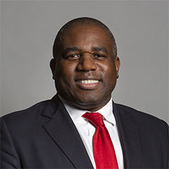 Mr David Lammy
