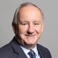 Mr Laurence Robertson MP