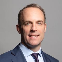 Dominic Raab MP