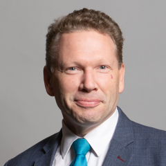 Karl McCartney MP
