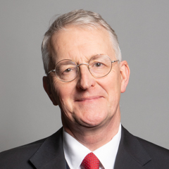 Rt Hon Hilary Benn MP