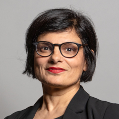 Thangam Debbonaire MP