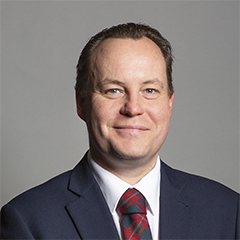 Chris Stephens MP