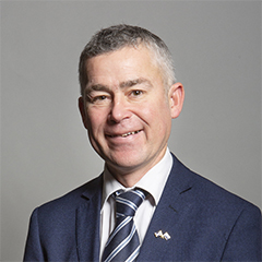 Alan Brown MP