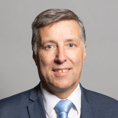 Paul Girvan MP