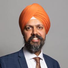 Mr Tanmanjeet Singh Dhesi