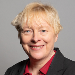 Ms Angela Eagle MP