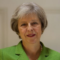 Mrs Theresa May